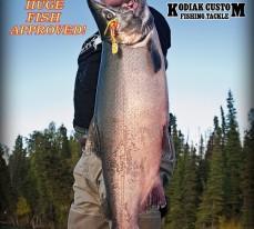 Kenai River Silver Salmon Lures