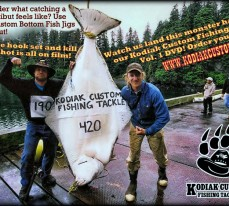 Halibut Fishing Videos