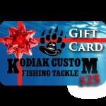 KodiakCustomGiftCard25