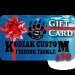 KodiakCustomGiftCard50
